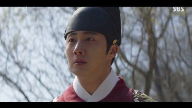 Jung Il-woo in Haechi Episode 18 (35-36) Cr. SBS. 102