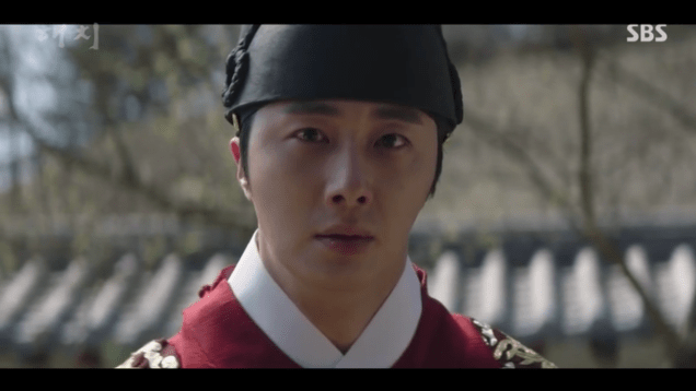 Jung Il-woo in Haechi Episode 18 (35-36) Cr. SBS. 104