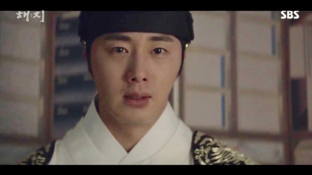 Jung Il-woo in Haechi Episode 18 (35-36) Cr. SBS. 19