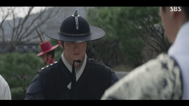 Jung Il-woo in Haechi Episode 18 (35-36) Cr. SBS. 28