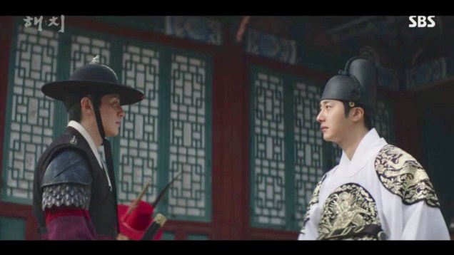 Jung Il-woo in Haechi Episode 18 (35-36) Cr. SBS. 32