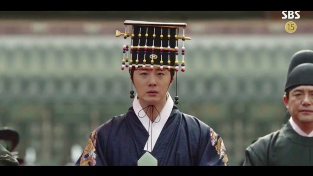 Jung Il-woo in Haechi Episode 18 (35-36) Cr. SBS. 40