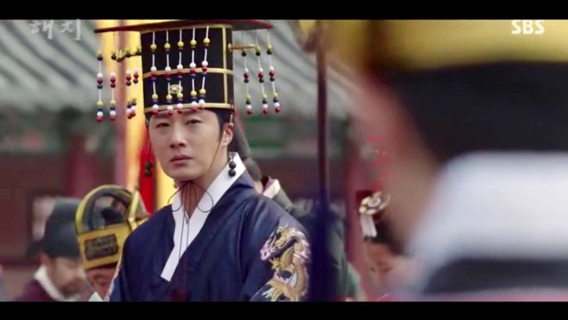 Jung Il-woo in Haechi Episode 18 (35-36) Cr. SBS. 44