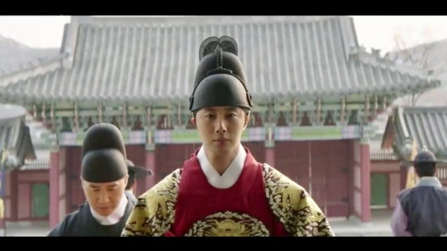 Jung Il-woo in Haechi Episode 18 (35-36) Cr. SBS. 57