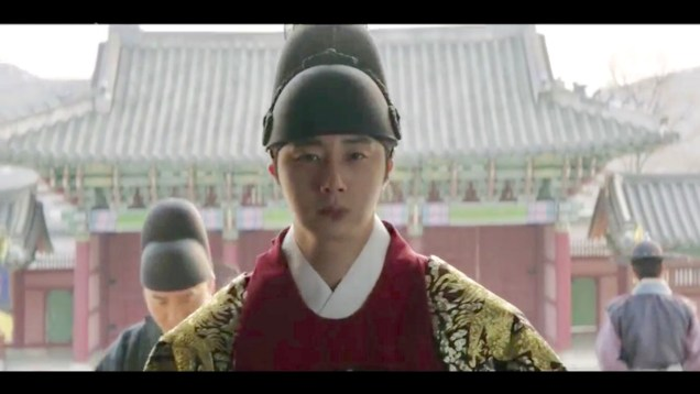 Jung Il-woo in Haechi Episode 18 (35-36) Cr. SBS. 58