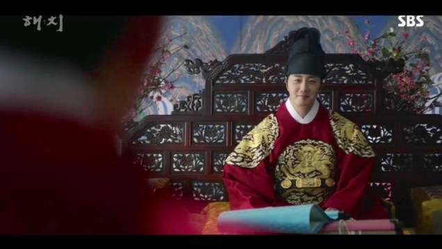 Jung Il-woo in Haechi Episode 18 (35-36) Cr. SBS. 62