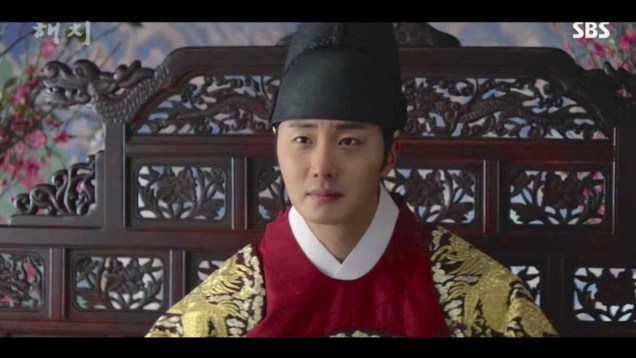 Jung Il-woo in Haechi Episode 18 (35-36) Cr. SBS. 63