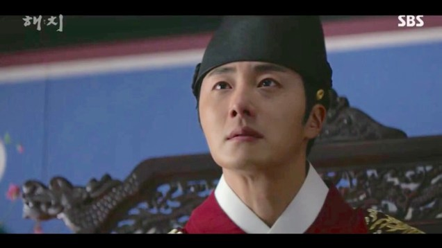 Jung Il-woo in Haechi Episode 18 (35-36) Cr. SBS. 64