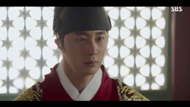 Jung Il-woo in Haechi Episode 18 (35-36) Cr. SBS. 68