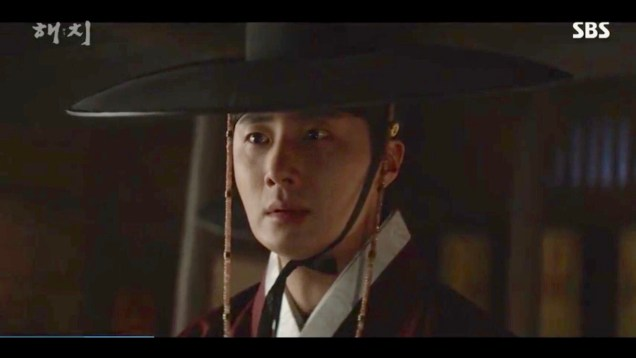 Jung Il-woo in Haechi Episode 18 (35-36) Cr. SBS. 72