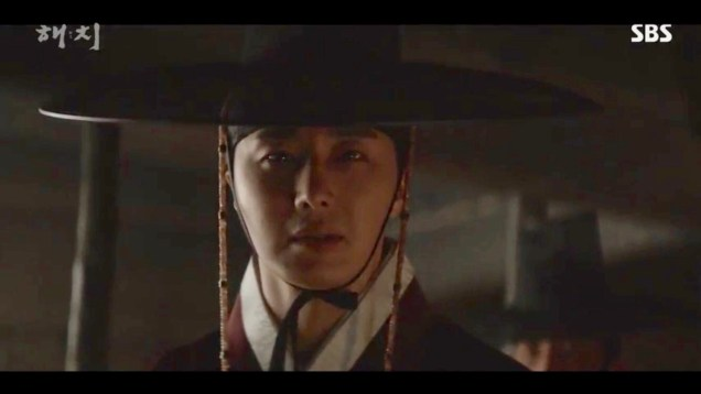 Jung Il-woo in Haechi Episode 18 (35-36) Cr. SBS. 73