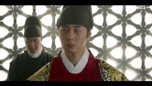 Jung Il-woo in Haechi Episode 18 (35-36) Cr. SBS. 79