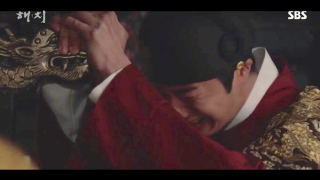 Jung Il-woo in Haechi Episode 18 (35-36) Cr. SBS. 86