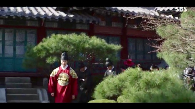Jung Il-woo in Haechi Episode 18 (35-36) Cr. SBS. 92