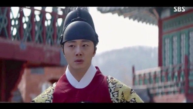 Jung Il-woo in Haechi Episode 18 (35-36) Cr. SBS. 94