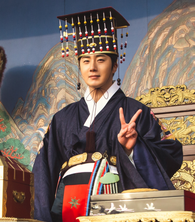 Jung Il-woo in Haechi Episode 18 (35-36) Cr. SBS. Website Photos. Close Up 2