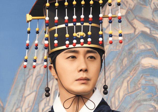 Jung Il-woo in Haechi Episode 18 (35-36) Cr. SBS. Website Photos. Close Up 3.png
