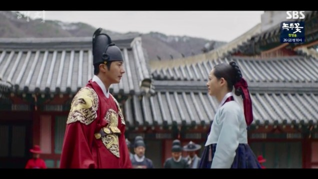Jung Il-woo in Haechi Episode 19 (37-38) Cr. SBS. 29
