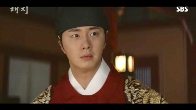 Jung Il-woo in Haechi Episode 19 (37-38) Cr. SBS. 31
