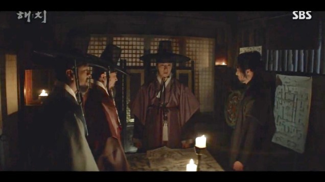 Jung Il-woo in Haechi Episode 20 (39-40) Cr. SBS 25