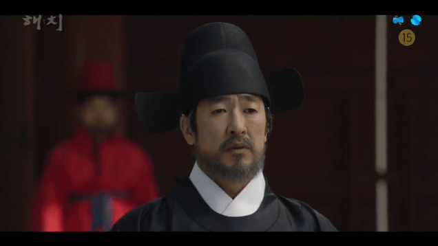 Jung Il-woo in Haechi Episode 20 (39-40) Cr. SBS 27