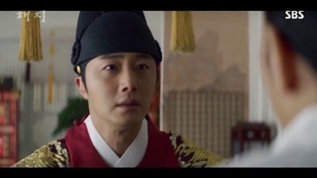 Jung Il-woo in Haechi Episode 20 (39-40) Cr. SBS 32