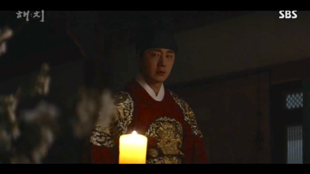 Jung Il-woo in Haechi Episode 20 (39-40) Cr. SBS 66