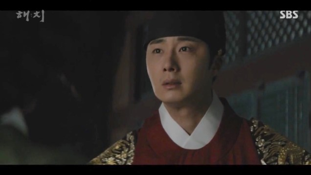 Jung Il-woo in Haechi Episode 20 (39-40) Cr. SBS 8