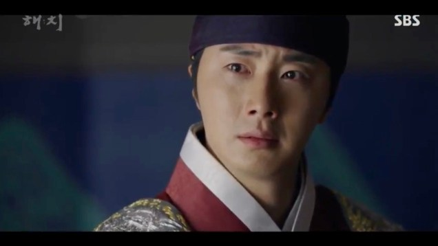 Jung Il-woo in Haechi Episode 21 (41-42) Cr. SBS. 15