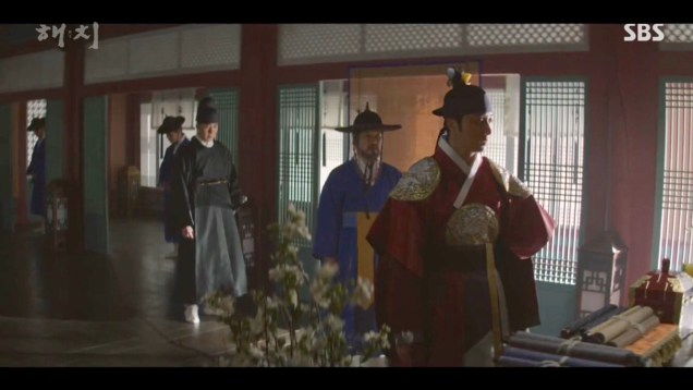 Jung Il-woo in Haechi Episode 21 (41-42) Cr. SBS. 38