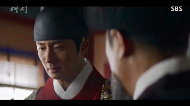 Jung Il-woo in Haechi Episode 21 (41-42) Cr. SBS. 4