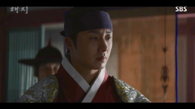 Jung Il-woo in Haechi Episode 21 (41-42) Cr. SBS. 40