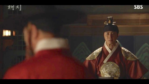 Jung Il-woo in Haechi Episode 21 (41-42) Cr. SBS. 50