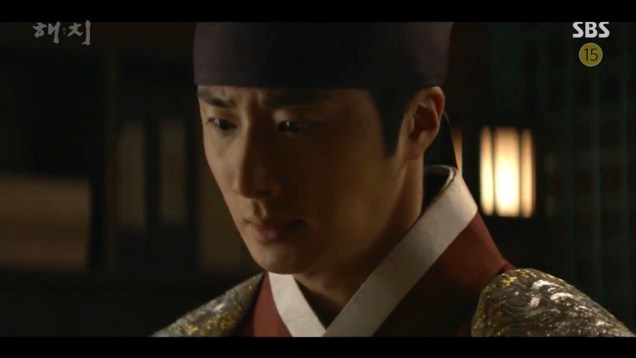 Jung Il-woo in Haechi Episode 21 (41-42) Cr. SBS. 54