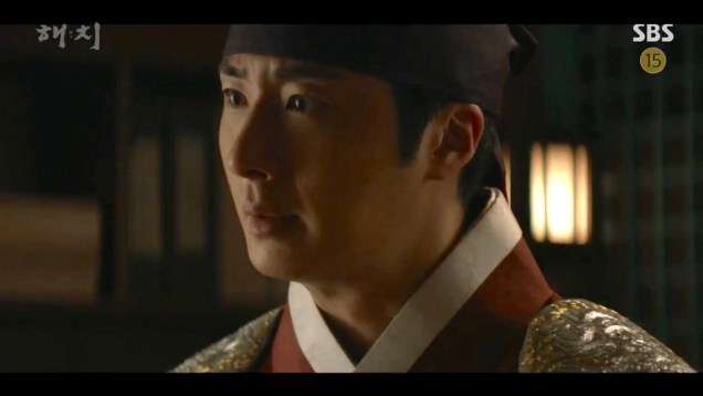 Jung Il-woo in Haechi Episode 21 (41-42) Cr. SBS. 55