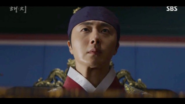 Jung Il-woo in Haechi Episode 21 (41-42) Cr. SBS. 83