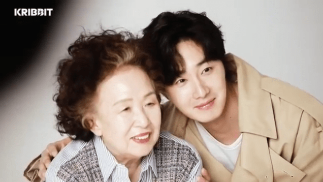 2018 3 19 Jung Il-woo and Na Mun-hee in Kribbit's photo shoot. 5