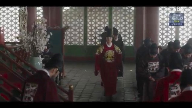 2019 4 29 Jung Il-woo in Haechi Episode 23 (45-46) 1