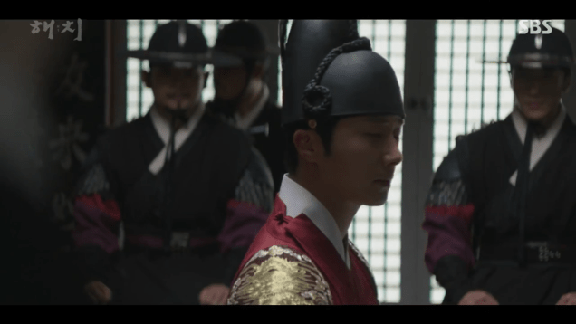 2019 4 29 Jung Il-woo in Haechi Episode 23 (45-46) 100