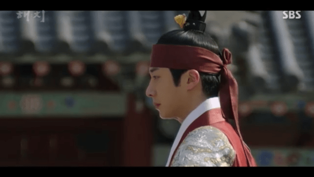 2019 4 29 Jung Il-woo in Haechi Episode 23 (45-46) 17