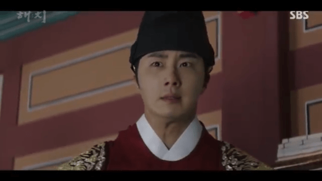2019 4 29 Jung Il-woo in Haechi Episode 23 (45-46) 18