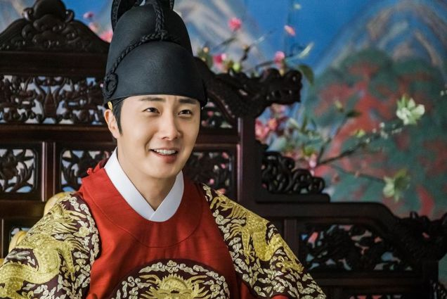 2019 4 29 Jung Il-woo in Haechi Episode 23 (45-46) Website photos. Cr. SBS 7