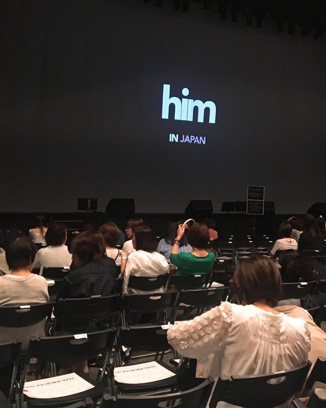 2019 5 25 A Fan Posted these waiting for Jung Il-woo's Fan Meeting to Start. 1.JPG