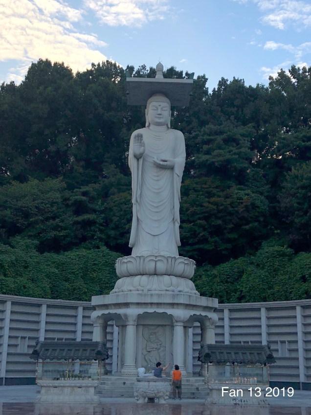 2019 Bongeunsa Temple by Fan 13.1