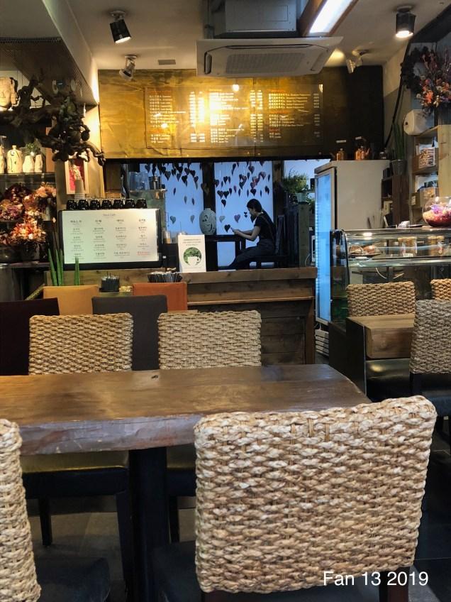 2019 Flower Cafe Seoul by Fan 13. 10