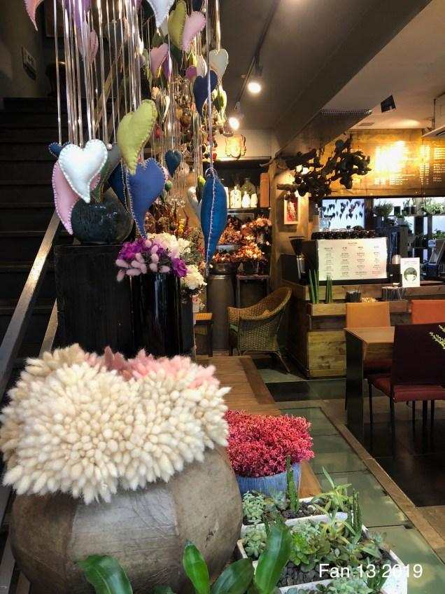 2019 Flower Cafe Seoul by Fan 13. 2