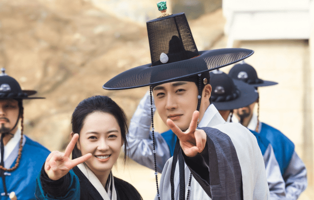 2019 Jung Il-woo larger than life in Haechi. 18