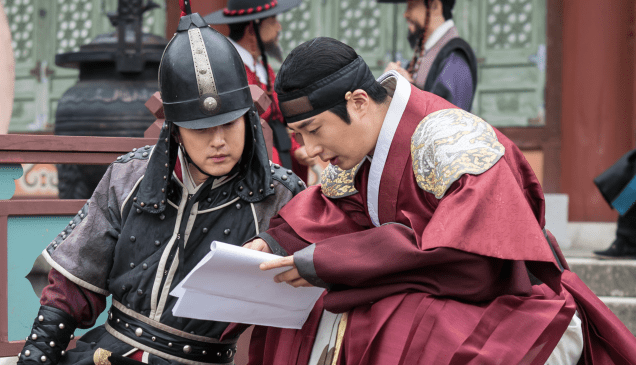 2019 Jung Il-woo larger than life in Haechi. 53