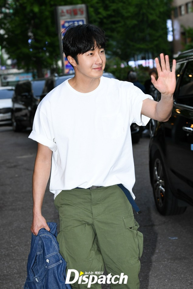 Jung Il-woo arrives to the Wrap Up Party of Haechi. April 30, 2019. 9