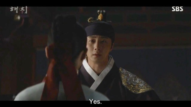 Jung Il-woo in Haechi Episode 22 (43-44) Cr. SBS 118